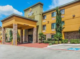 Hotel Photo: Comfort Inn Dallas Park Central