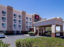 Hotel Photo: Comfort Suites El Paso Airport