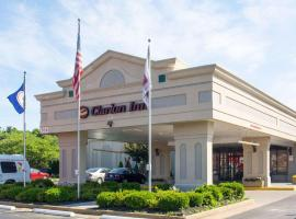 Hotel Photo: Clarion Inn Fredericksburg