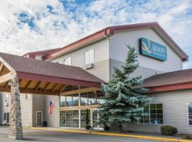 Hotel Photo: Quality Inn & Suites of Liberty Lake