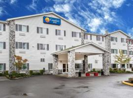 Hotel Photo: Comfort Inn & Conference Center Tumwater/ Olympia