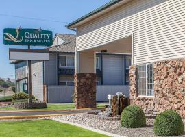 Hotel Photo: Quality Inn and Suites Toppenish