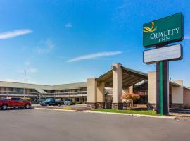 Hotel Photo: Quality Inn Yakima
