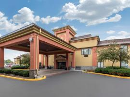 Hotel Photo: Quality Inn Indianapolis-Brownsburg/I-74 West