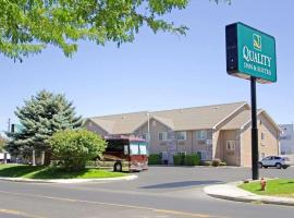 Hotel Photo: Quality Inn & Suites Twin Falls