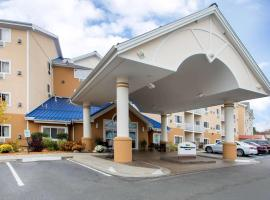 Hotel Photo: Bluegreen Vacations Odyssey Dells an Ascend Resort