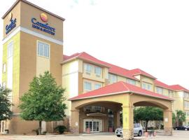 Hotel Photo: Comfort Inn & Suites Near Six Flags & Medical Center