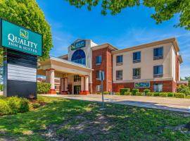 Hotel Photo: Quality Inn & Suites