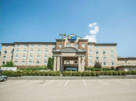 Hotel Photo: Comfort Inn & Suites Salmon Arm