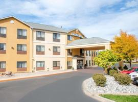 Hotel Photo: Comfort Inn North Colorado Springs