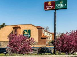 Hotel Photo: Clarion Hotel & Conference Center Colorado Springs