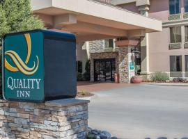 Hotel Photo: Quality Inn South Colorado Springs