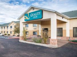 Hotel Photo: Quality Inn Colorado Springs Airport