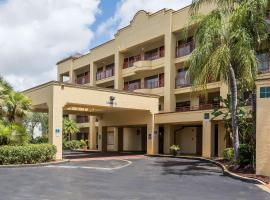 Hotel Photo: Quality Suites Deerfield Beach
