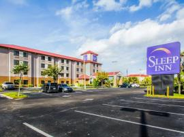 Hotel Photo: Sleep Inn Fort Pierce