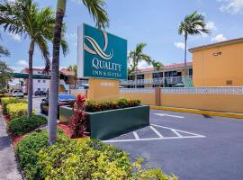 Hotel Photo: Quality Inn & Suites Hollywood Boulevard