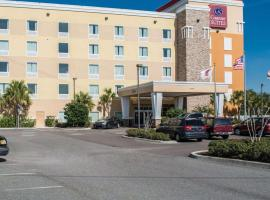 Hotel Photo: Comfort Suites Tampa Fairgrounds - Casino