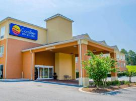 Hotel Photo: Comfort Inn & Suites Crestview