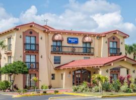 Hotel Photo: Rodeway Inn Tampa Ybor City