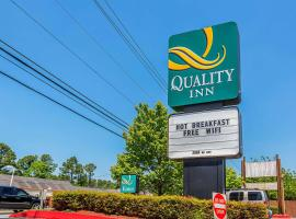 Hotel Photo: Quality Inn Northeast