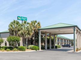 Hotel Photo: Quality Inn Cordele