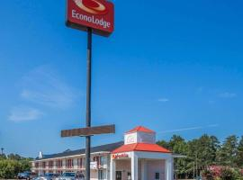 Hotel Photo: Econo Lodge Thomson