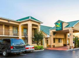 Hotel Photo: Quality Inn Dahlonega