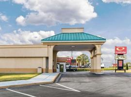 Hotel Photo: Econo Lodge Calhoun