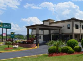 Hotel Photo: Quality Inn & Suites Athens University Area