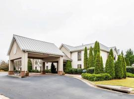 Hotel Photo: Quality Inn & Suites Dawsonville