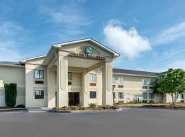 Hotel Photo: Quality Inn & Suites Savannah North