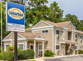 Hotel Photo: Suburban Extended Stay Abercorn