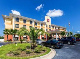 Hotel Photo: Comfort Suites Waycross