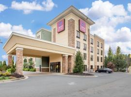 Hotel Photo: Comfort Suites Locust Grove