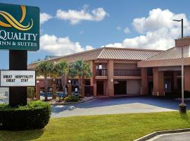 Hotel Photo: Quality Inn & Suites Warner Robins
