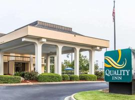 Hotel Photo: Quality Inn at the Mall - Valdosta