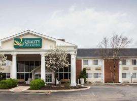 Hotel Photo: Quality Inn & Suites St. Charles