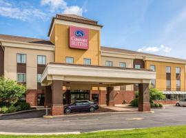 Hotel Photo: Comfort Suites Fairview Heights