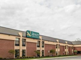 Hotel Photo: Quality Inn and Suites Greenfield Hotel