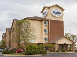 Hotel Photo: Suburban Extended Stay Hotel Clarksville
