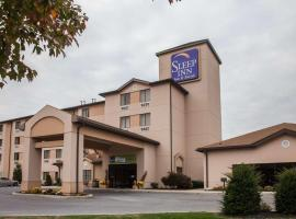 Hotel Photo: Sleep Inn and Suites Hagerstown