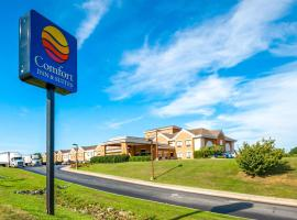 Hotel Photo: Comfort Inn and Suites North East