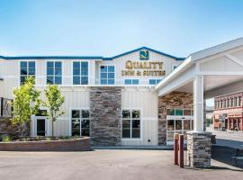 Hotel Photo: Quality Inn & Suites Houghton