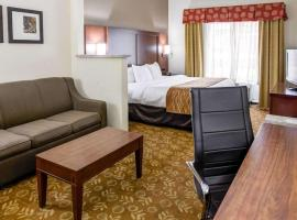 Hotel Photo: Comfort Suites Kansas City