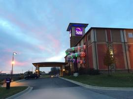 Hotel Photo: Sleep Inn & Suites Liberty - Kansas City