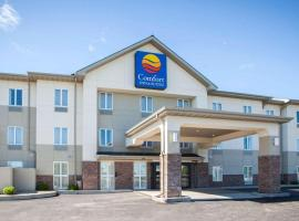 Hotel Photo: Comfort Inn & Suites Harrisonville