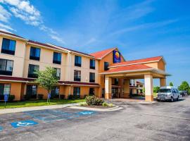 Hotel Photo: Comfort Inn Kansas City / Airport
