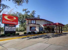 Hotel Photo: Econo Lodge Biloxi Beach North