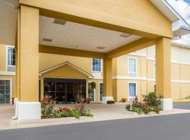 Hotel Photo: Comfort Inn Poplar Bluff