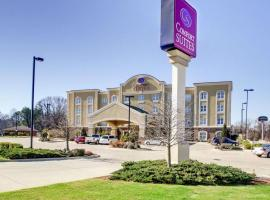 Hotel Photo: Comfort Suites Vicksburg